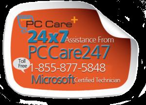 PCCare247 Computer Support Company