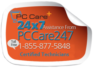 PCCare247 Antivirus Support